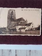 (N) Lissewege Eglise (1220-1250) Vue Du Sud-Est 1959. - Brugge
