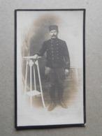 Petrus Remeker Wemmel 1885 = 7 November 1918 / WW1 Brigadier Bij Het 4de Lansiers - Esquela