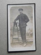 Joannes Van Elewijck Wemmel 1892 Passchendaele September 1918 / WW1 Soldaat Bij Het 4de Carabiniers - Esquela