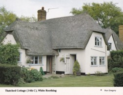 AM56 Thatched Cottage, White Roothing - England