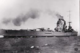 "AP03 Reproduction Photograph - War Ship ""Nelson"" - Boats"