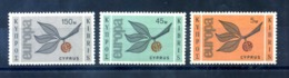 1965 CIPRO SET MNH ** EUROPA - Europa-CEPT