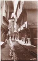 AQ69 York, The Shambles - Walter Scott RPPC - York