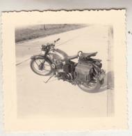 Moto Sarolea 350 CC - Photo 7 X 7 Cm - Ciclismo