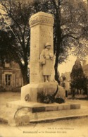 CPA - France - (36) Indre - Buzançais - Le Monument - France