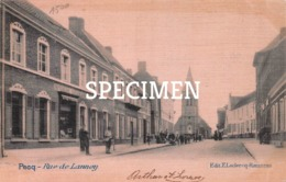 Rue De Lannoy - Pecq - Pecq