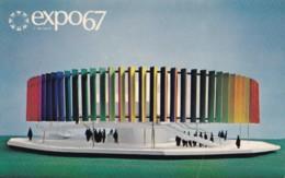 AL23 Expo67, Montreal, Canada - Montreal