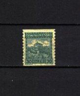 TSCHECHOSLOWAKEI , Czechoslovakia , 1926 / 1927 , ** , MNH , Postfrisch , Mi.Nr. 246 B - Cecoslovacchia