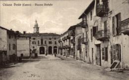 CHIUSA PESIA PIAZZA STATUTO - Cuneo
