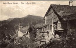 VALLE MACRA ELVA ALT M 1636 - Cuneo