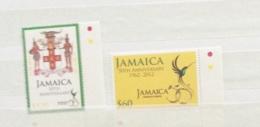 Jamaica 2012 50th Anniversary Set MNH - Jamaica (1962-...)