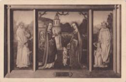 AS98 Art Postcard - Meister Der Hl Sippe, St. Barbara Un St. Dorothea - Peintures & Tableaux