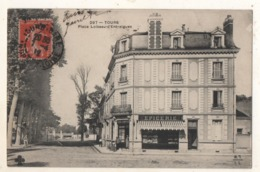 Tours Place Loiseau D Entraigues   ( Epicerie ) - Tours