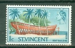 St Vincent: 1965/67   Pictorial    SG231      1c  ['Beouia']      MNH - St.Vincent (...-1979)