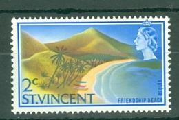 St Vincent: 1965/67   Pictorial    SG232      2c     MH - St.Vincent (...-1979)