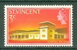 St Vincent: 1965/67   Pictorial    SG233      3c    MH - St.Vincent (...-1979)