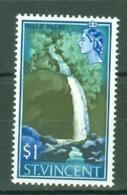 St Vincent: 1965/67   Pictorial    SG243      $1     MNH - St.Vincent (...-1979)