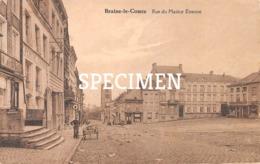 Rue Du Maiëur Etienne - Braine-le-Comte - Braine-le-Comte