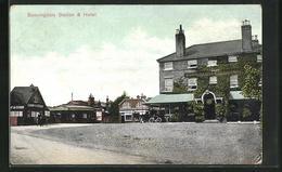 Pc Sunningdale, Station And Hotel - England