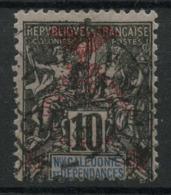Nouvelle Caledonie (1903) N 72 (o) - Gebruikt