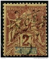 Nouvelle Caledonie (1900) N 54 * (charniere) - Nieuw-Caledonië