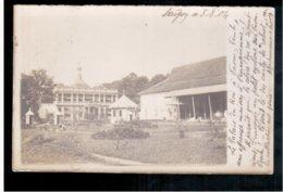 CAMBODGE Pnom Penh- Palais Du Roi 1904 PHOTO Postcard - Cambodge