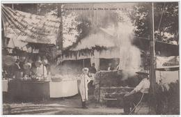 SAINT GERMAIN EN LAYE LA FETE DES LOGES LA RESTAURATION PRECURSEUR 1904  TBE - St. Germain En Laye