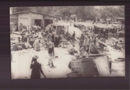 Photo ( 14 X 9 Cm ) Marché En Côte D'Ivoire - Lieux