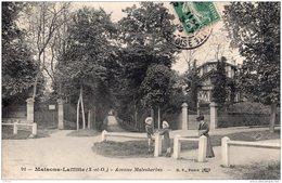 MAISONS LAFITTE AVENUE MALESHERBES 1909 TBE - Maisons-Laffitte