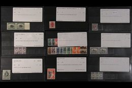 BRITISH SOUTHERN AFRICA ACCUMULATION ON STOCKCARDS - EX DEALER 19th Century To 1960's Powerful Array Featuring Many Bett - Stamps
