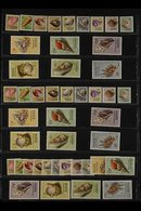 BRITISH AFRICA 1870's - 2000's. An Unchecked, All Period, Mint, Nhm & Used ESTATE CLEARANCE Carton, Hundreds Of Sets, To - Stamps