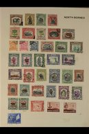 BRITISH ASIA COLLECTION IN AN ALBUM 19th Century To 1970's Mint And Used (mainly Used), With Much Of Interest Throughout - Stamps