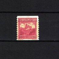 TSCHECHOSLOWAKEI , Czechoslovakia , 1926 / 1927 , ** , MNH , Postfrisch , Mi.Nr. 245 B - Cecoslovacchia