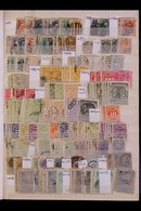 1866-1993 EXTENSIVE ACCUMULATION / COLLECTION Neatly Arranged In A Large Stockbook, Mint (later Issues Never Hinged) And - Unclassified