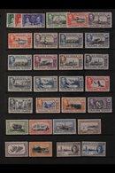 1933-57 FINE MINT COLLECTION On Stock Pages, Incl. 1933 Centenary To 4d, 1938-50 KGVI Defins Set, 1949 UPU Set, 1952 Set - Falkland Islands