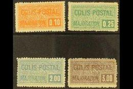 PARCEL POST 1926 'Majoration' Complete Set, Yvert 77/80, Fine Mint, Fresh Colours. (4 Stamps) For More Images, Please Vi - France