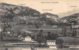 Virignin (01) - Vallée Du Rhône - Gare - France