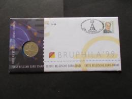 BELGIQUE - NUSMISLETTERS    BRUPHILA ' 99  Année  1999  ( Voir Photo )  7 - Numisletters