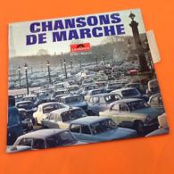 """Vinyle 45 Tours (avec Languette) Chansons De Marche Avec """" Vent D' Est """" - Vinyles"""