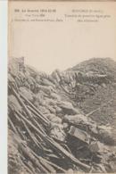 Souchez Tranchée De 1ère Ligne 1918 - Guerra 1914-18