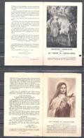 Sainte Thérèse De L'Enfant Jésus Lot De 5 Images De 4 Pages Chacune - Imágenes Religiosas