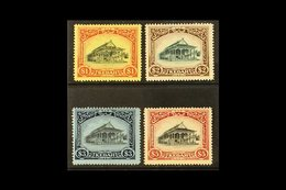 KEDAH 1912 $1 - $5 High Values Complete, SG 11/14, Very Fine Mint. (4 Stamps) For More Images, Please Visit Http://www.s - Great Britain (former Colonies & Protectorates)