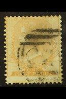 1860-63 ½d Buff, No Watermark, SG 3, Good Used. For More Images, Please Visit Http://www.sandafayre.com/itemdetails.aspx - Malta (...-1964)