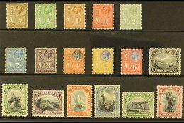 "1930 ""Postage & Revenue"" Inscribed Pictorial Set, SG 193/209, Fine Mint (17 Stamps) For More Images, Please Visit Http:/ - Malta (...-1964)"