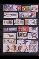 1989-2008 VERY FINE USED COLLECTION. A Beautiful, All Different Collection With A High Level Of Completion For The Perio - Malta (...-1964)