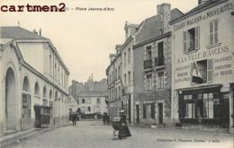 ANCENIS PLACE JEANNE-D'AR MAGASIN COMMERCE 44 - Ancenis