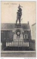 Carte Postale  59. Quiévy  Le Monument  Trés Beau Plan - Francia