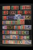TANGIER 1927-57 A Virtually Complete Fine Mint Collection, Only Seems To Be Missing The 1949 10s Ultramarine, Some Are N - Morocco (1891-1956)