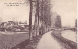 Haute-Marne - Foulain - Vue Sur Le Canal - Autres Communes