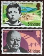 St Helena 1974 Churchill MNH - Saint Helena Island